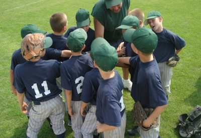 Competitive Youth Sports