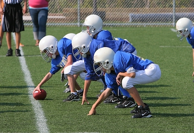 Age of Youth Sports Participants