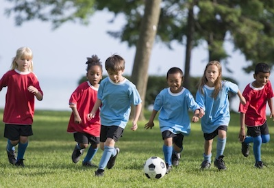 Youth Sports Participation is Down