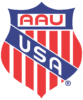 <h2><strong>AAU<br>Amateur Athletic Union</strong></h2>