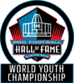 <h2><strong>Football Hall of Fame<br>World Championships</strong></h2>