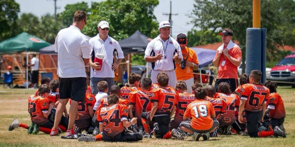 Youth Sports Coaching Challenges