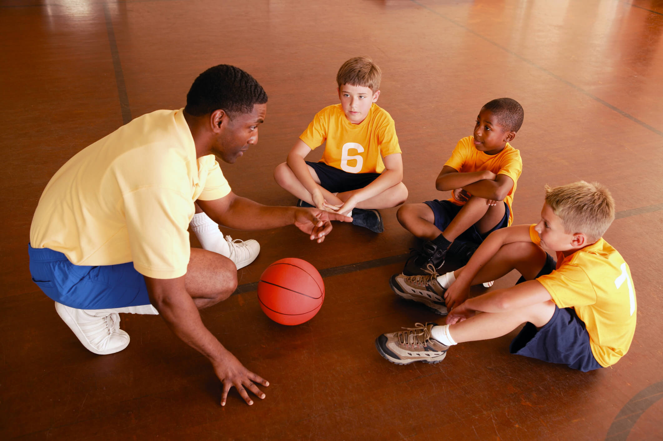 Guide on Coaching youth Basketball