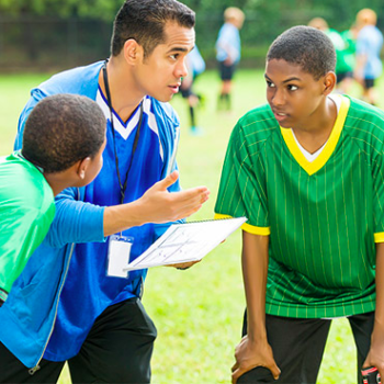 Help Youth Athlete learn Good Sportsmanship